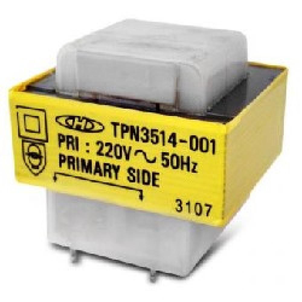 TRANSFORMADOR 9+9VAC 0.15A 150MA