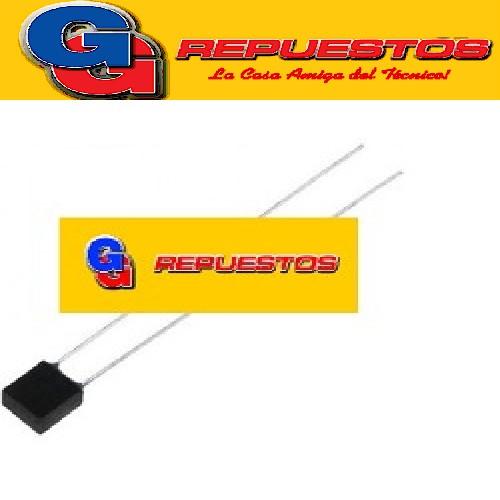 FUSIBLE TERMICO 115ºC 2A 250V