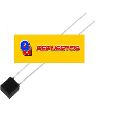 FUSIBLE TERMICO 115ºC 3A 250V