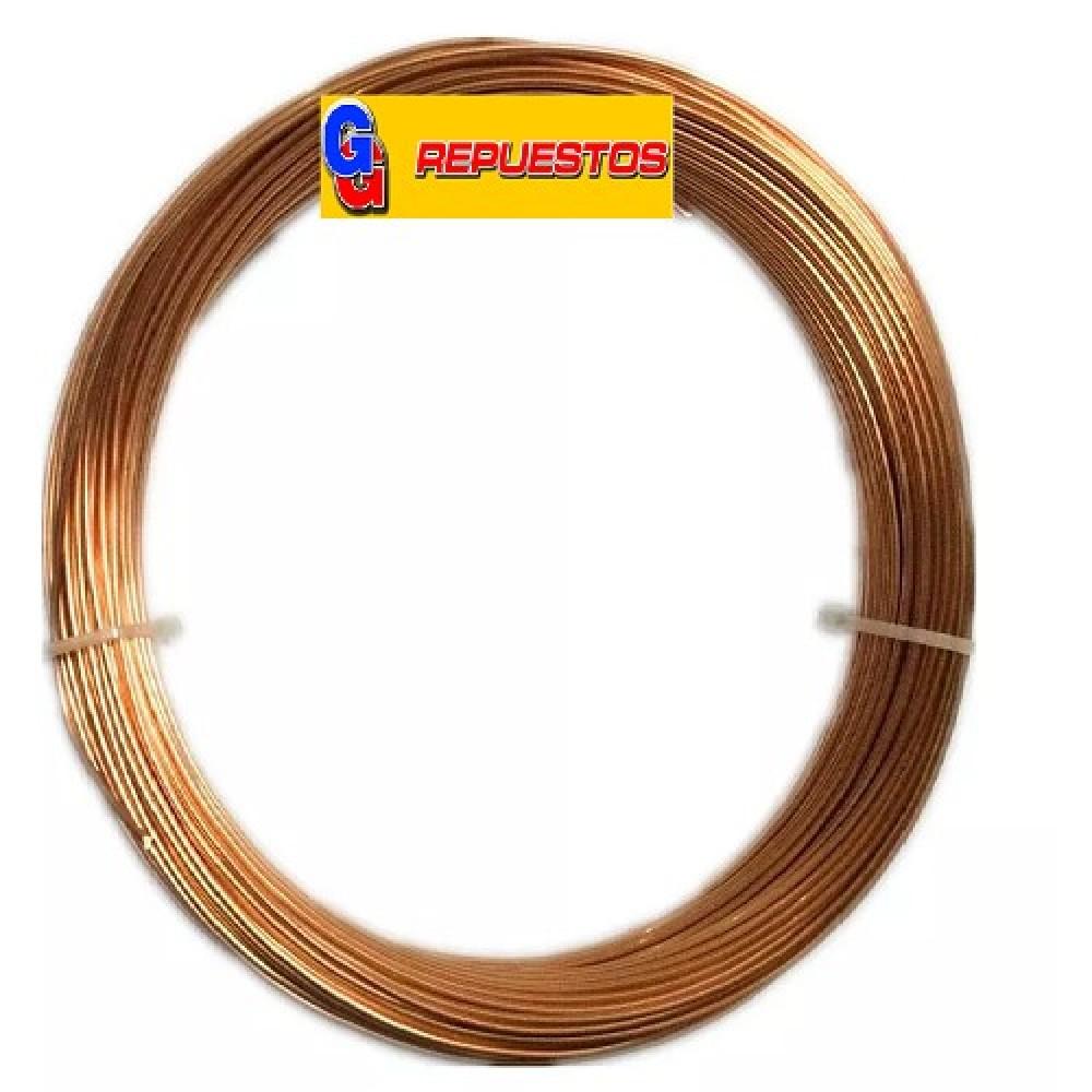 Kg.Capilar de cobre 0.9 mm