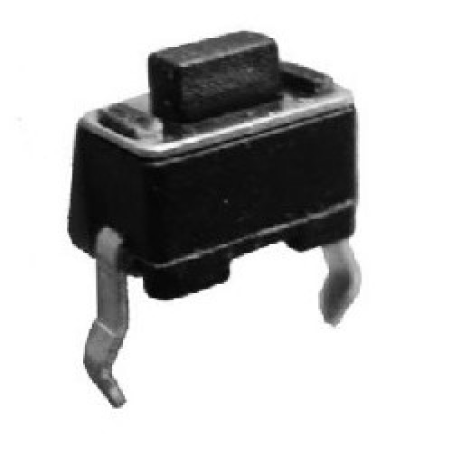 MICROSWITCH TIPO TACT 5.4MM TP 1107 1/2 (TSHB-2)