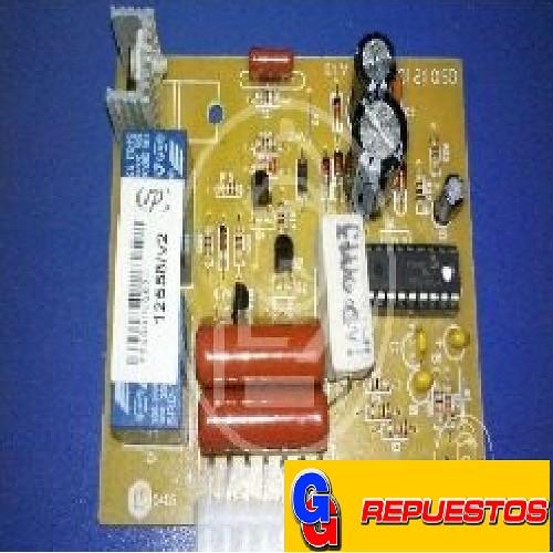 PLAQUETA ALTA VELOCIDAD LONGVIE 1200 RPM 5616-5815-5817 (ART.12553)