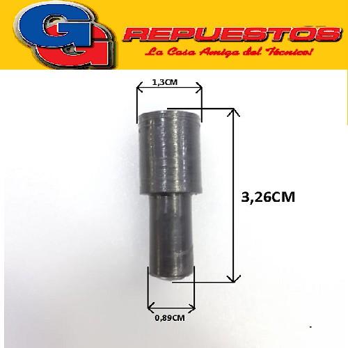 CARDAN BRAUN MIXER NEGRO M/N DIAMETRO EXTERIOR PARTE FINA EJE 8.50 mm , DIAMETRO INTERIOR 4.50 mm , DIAMETRO EXTERIOR ESTRIAS 13 mm , ALTO TOTAL 31.50mm