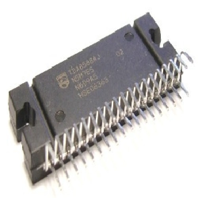 TDA8588J CIRCUITO INTEGRADO  I2C-bus controlled 4 x 50 Watt power amplifier and multiple voltage regulator