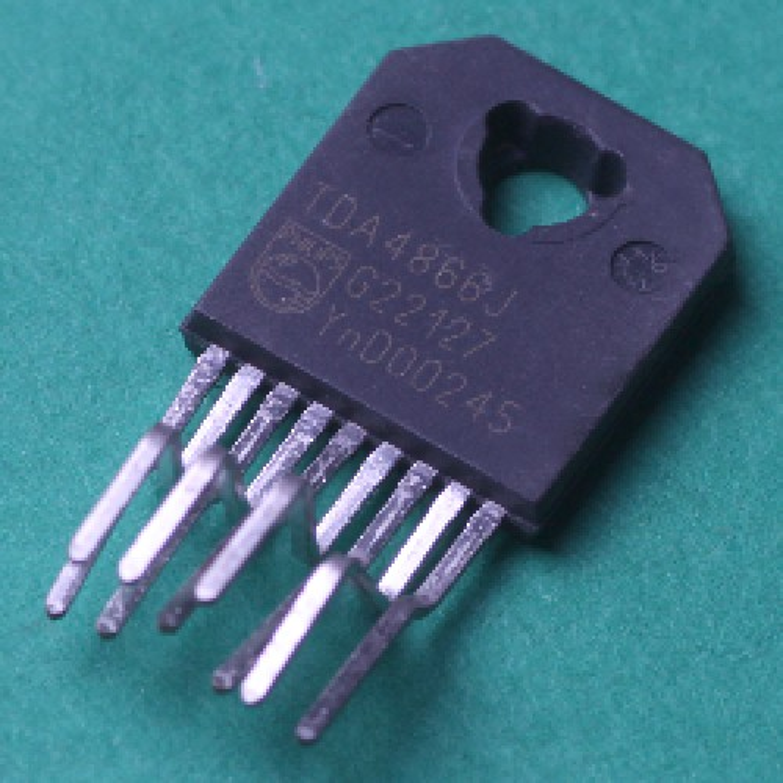 TDA4866J CIRCUITO INTEGRADO