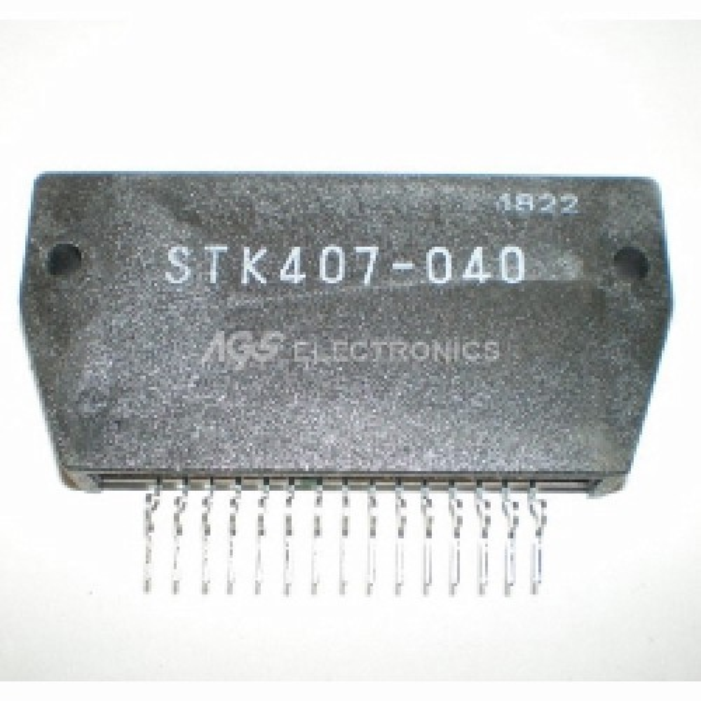 STK407-040 CIRCUITO INTEGRADO