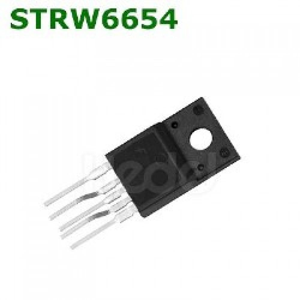 STRW6654 CIRCUITO INTEGRADO