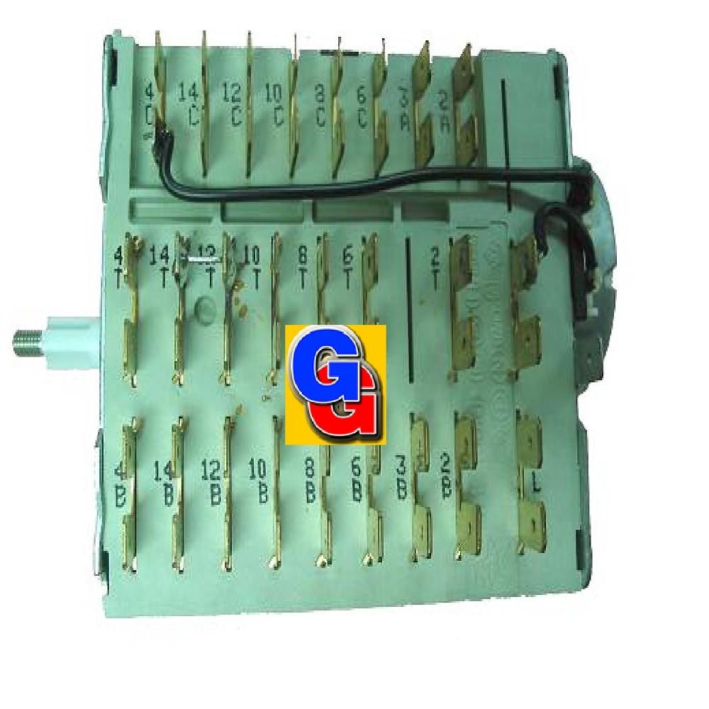 TIMER ELBI 1107/2/1.06 -KELVINATOR CW40-KM44W-PEABODY WM400-Reemplaza cod.13-137 (CROUZET 3126)