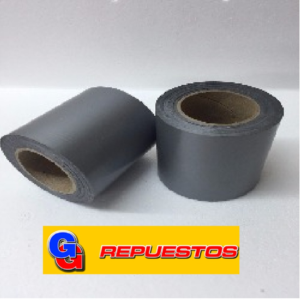 CINTA TACSA Gris C/ ADHESIVO-20mx72mm-100G