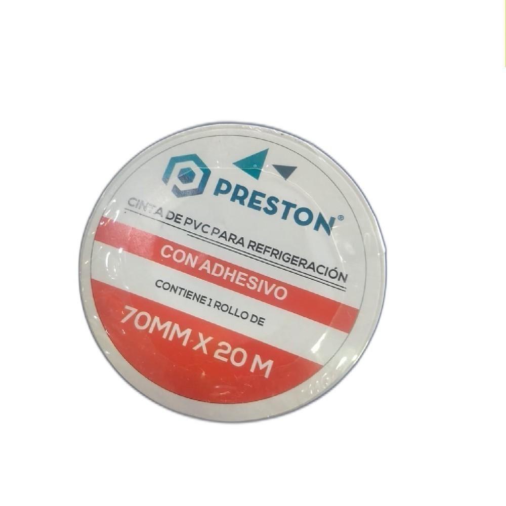 CINTA TACSA Blanca-C/ ADHESIVO-20mx72mm-100B
