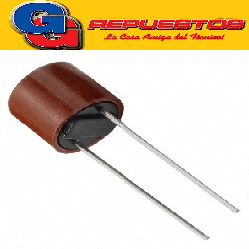 Fusible Rápido Radial 8.5x7.2mm  5A 250V C/Term.