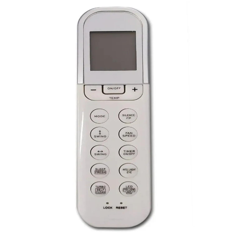 CONTROL REMOTO AIRE ACONDICIONADO SPLIT AR815 BGH RG36A/BGEF