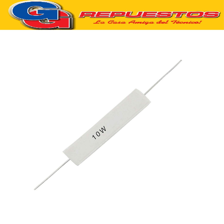 RESISTENCIA CERAMICA 10W 5%  15E 15R