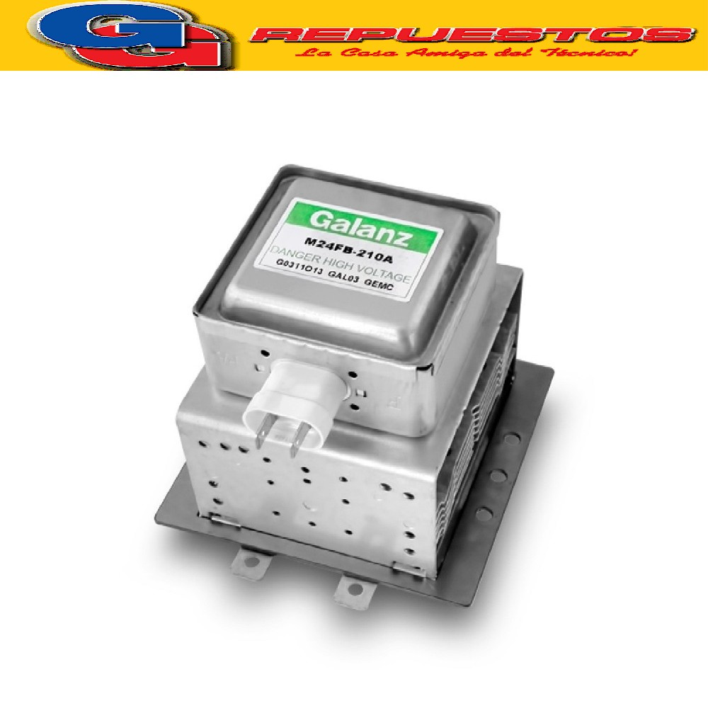 MAGNETRON GALANZ M24FB-610A= 2M219J WHITOL