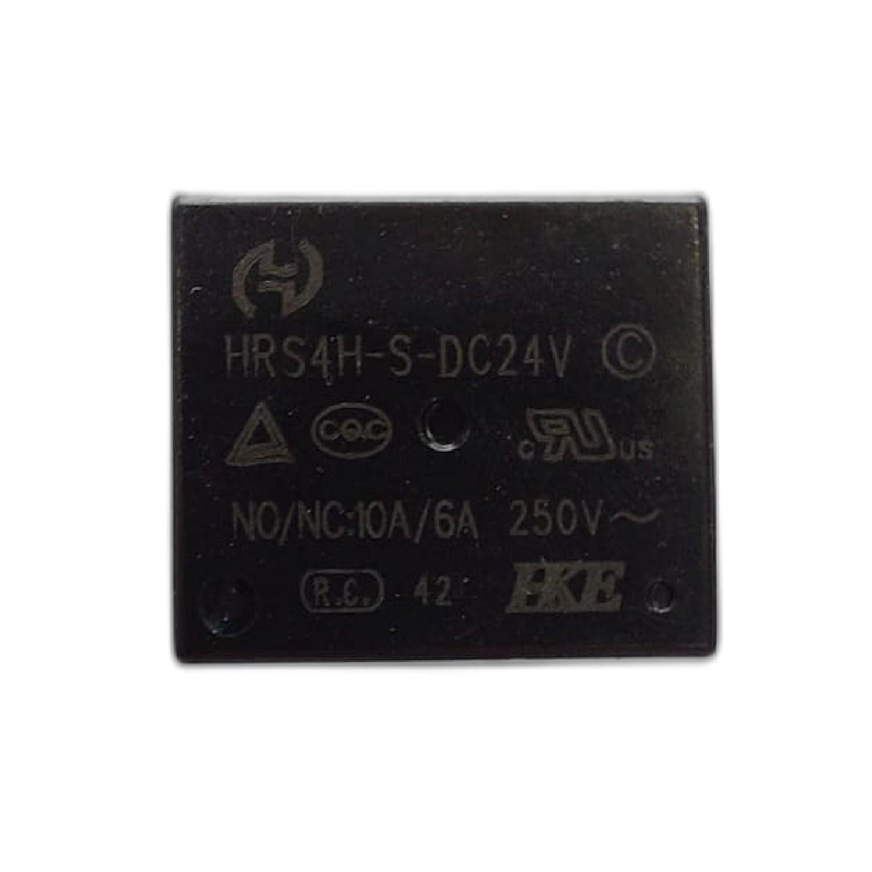 RELE RELAY BOBINA HJR3FF-24V (1600E); 10A 240V 1INV. (HRS4H-S-DC24V) 5 PATAS