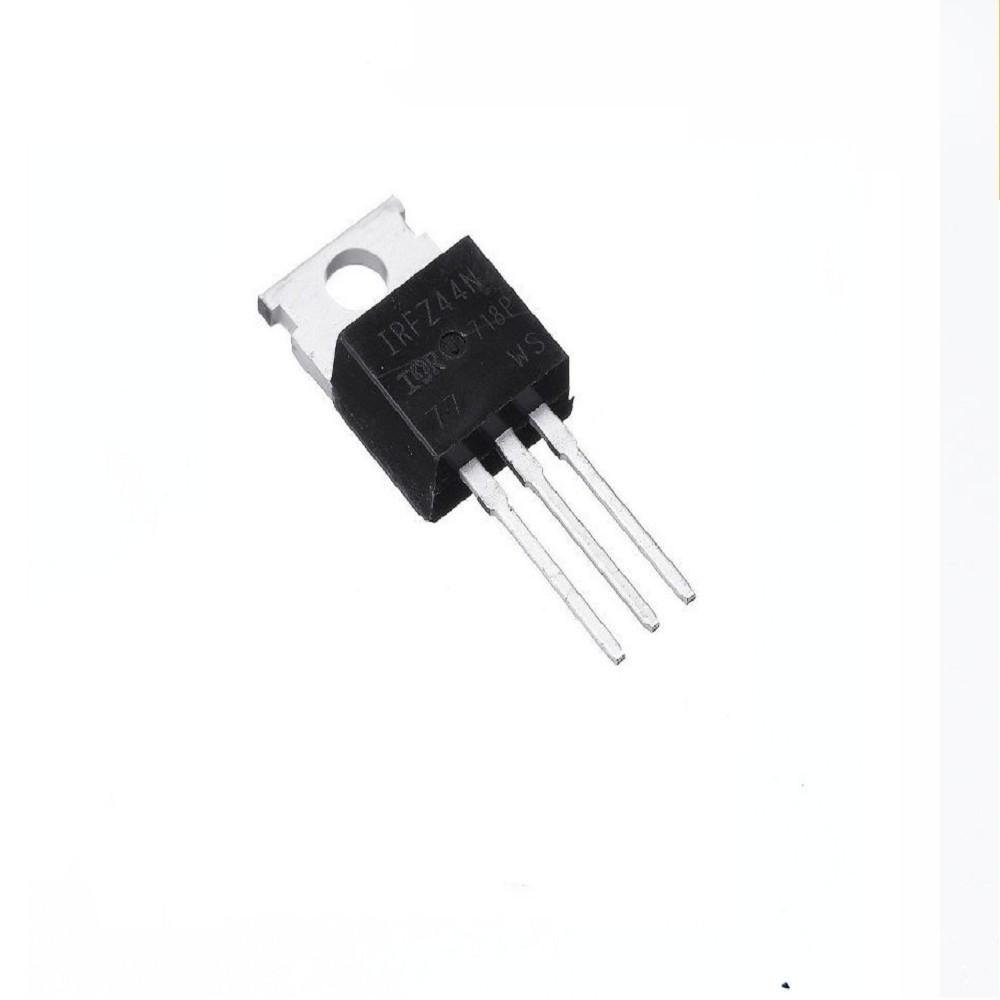 TRANSISTOR FET IRFZ44N  ( 55V / 49A -110W ) = STp55nf06
