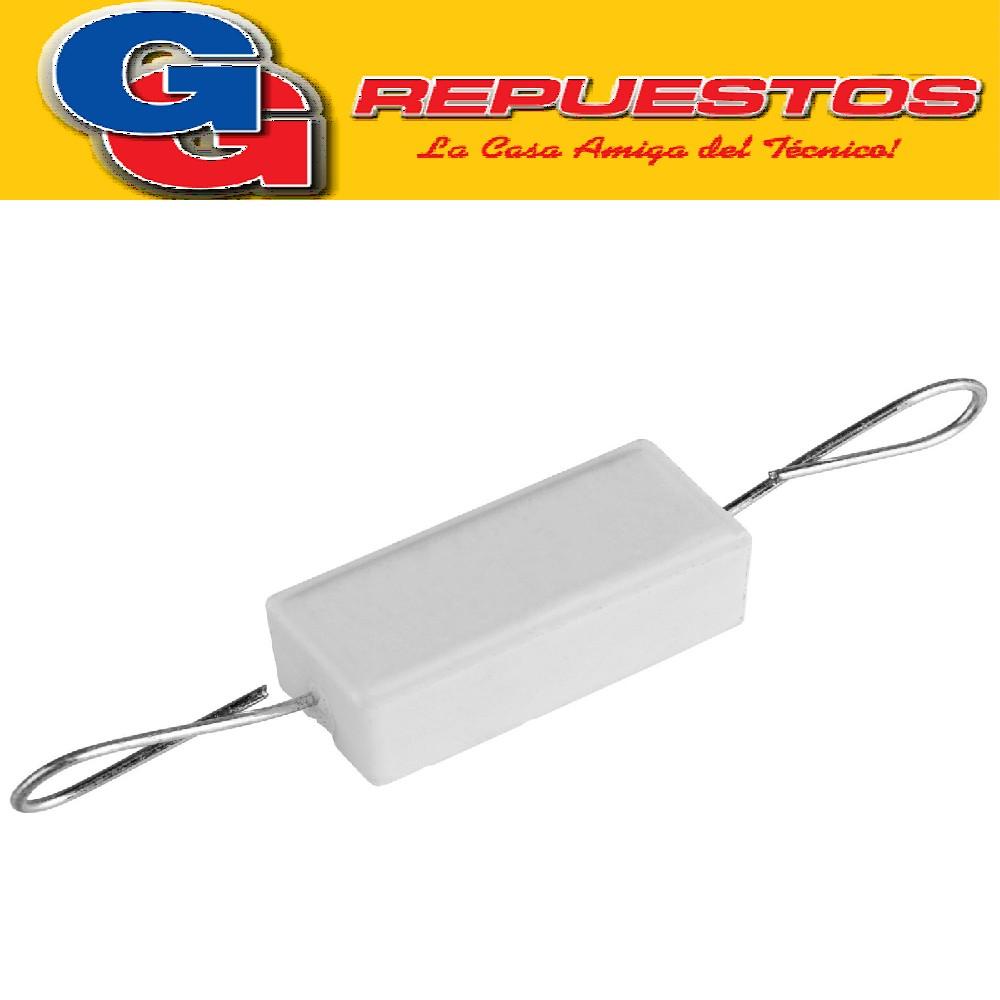RESISTENCIA CERAMICA 5W 5%  4K7