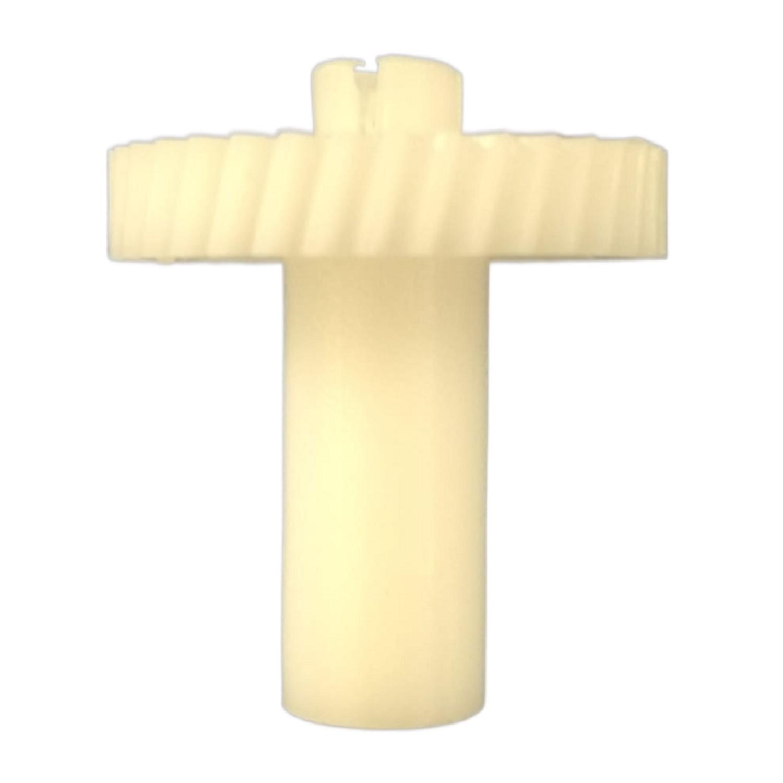 ENGRANAJE BATIDORA WEMIR K 1800 DIAMETRO PARTE ENGRANAJE 29.20mm , DIAMETRO MENOR 11 mm , ALTO TOTAL 33  mm EL PRECIO ES POR UNIDAD