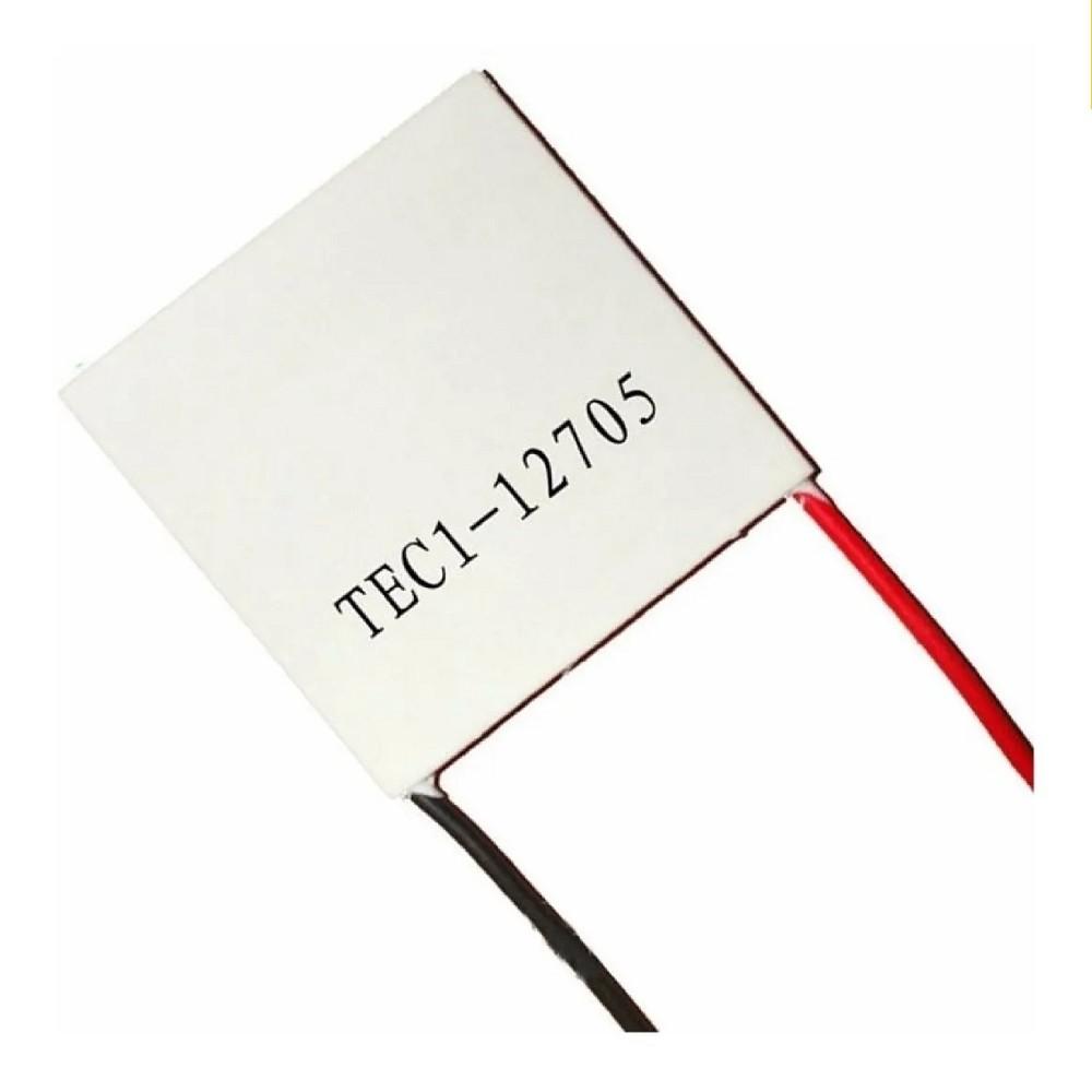 Celda Peltier 40x40mm TEC1-12705-41w-5am