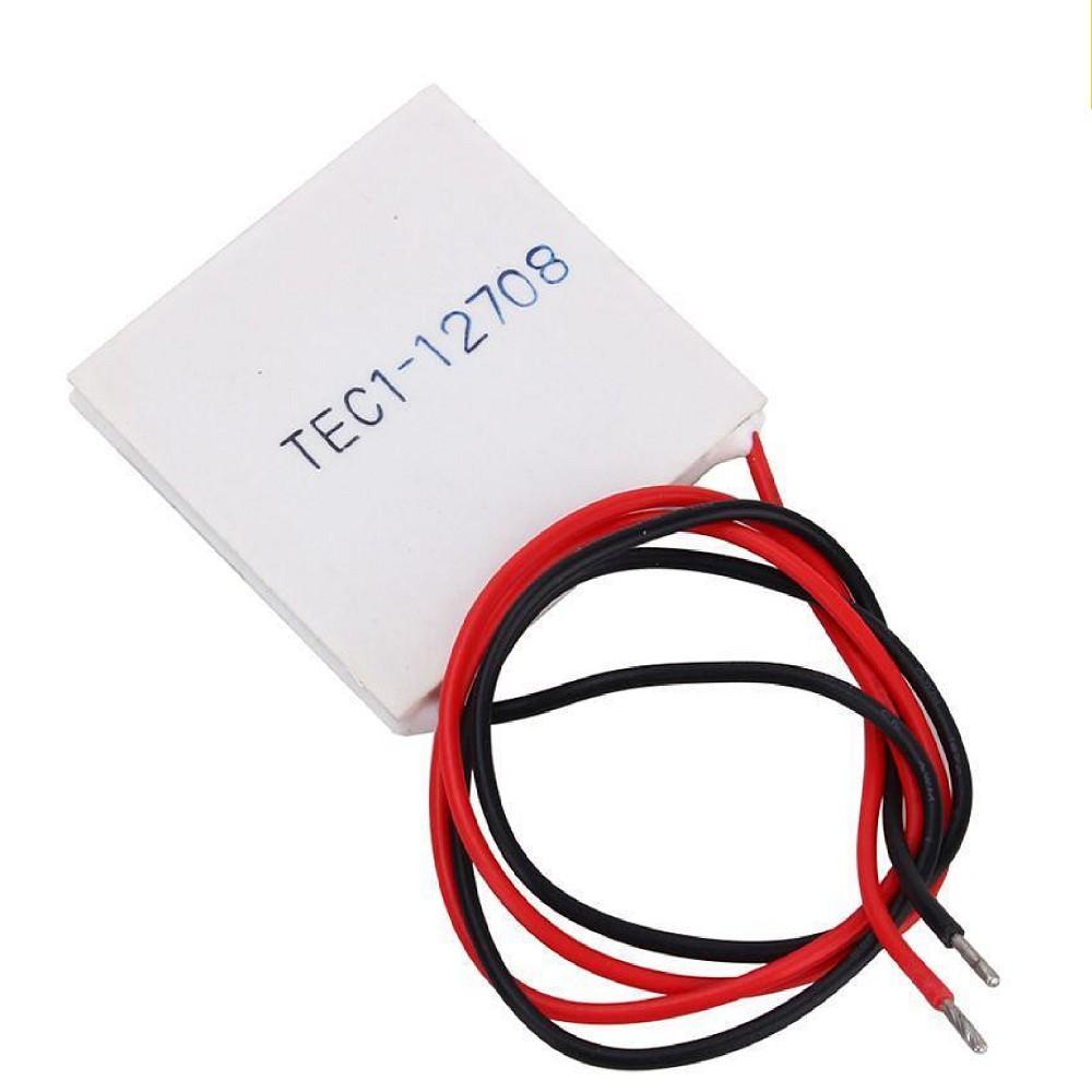 Celda Peltier 40x40mm TEC1-12708-68W-8am