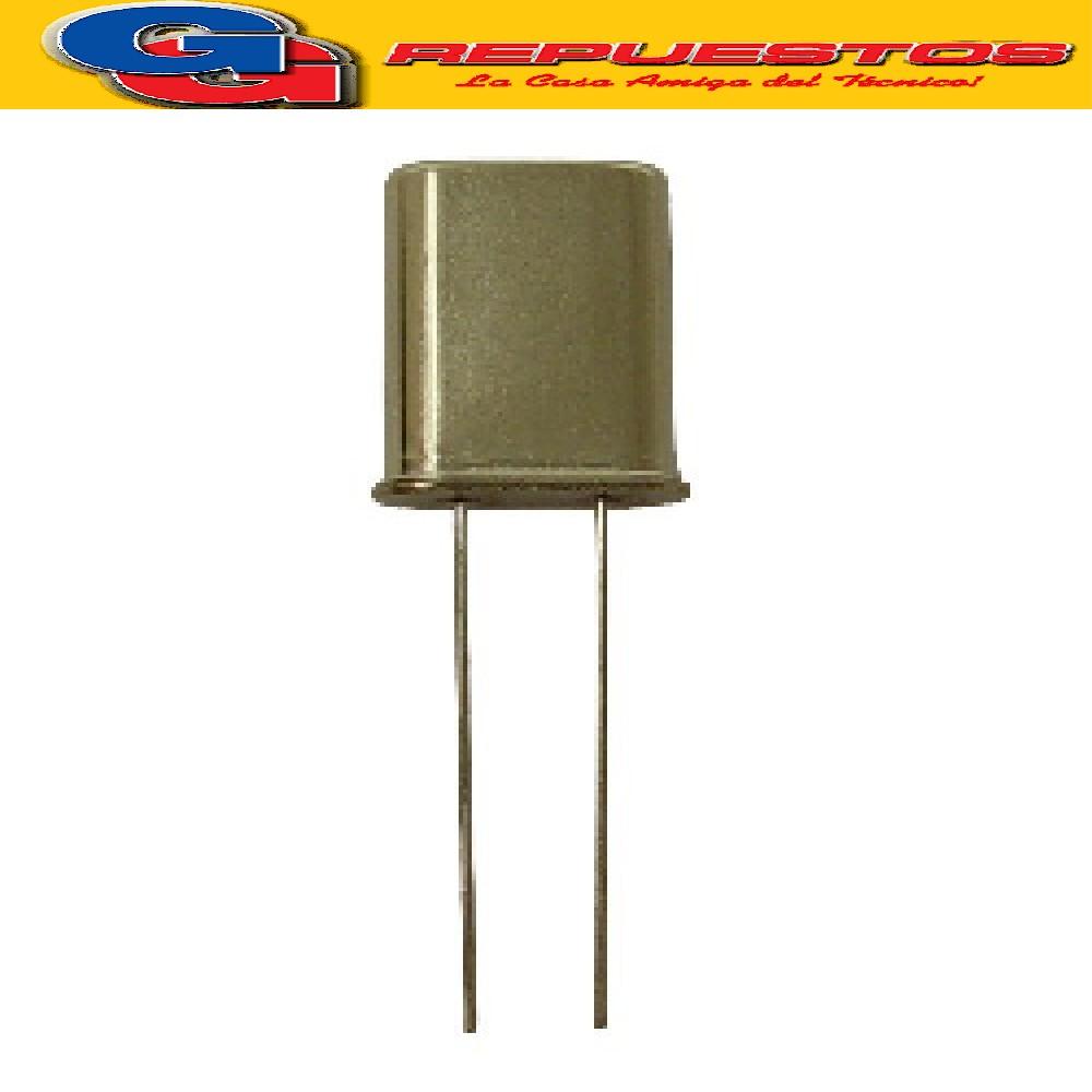 CRISTAL PIEZOELECTRICO 3.579545 Mhz (HC49/U)