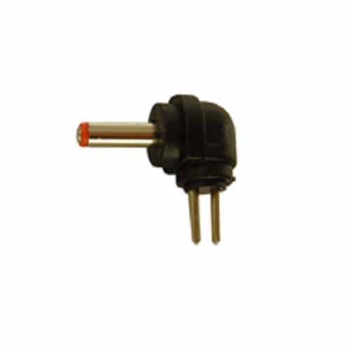 CONECTOR P/CABLE FU070D - FICHA HUECA 3.5x1.35mm NARANJA