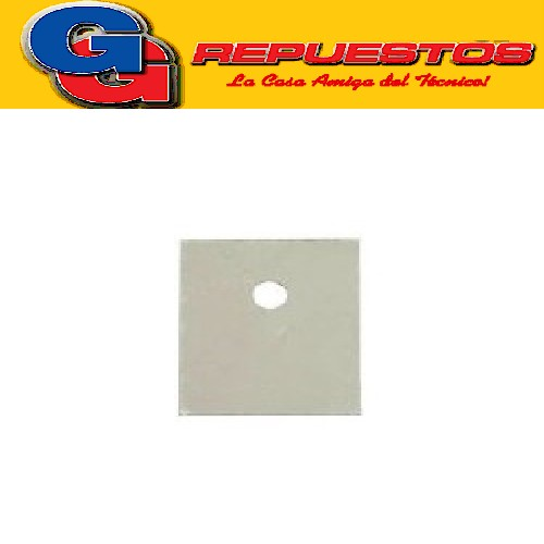 AISLANTE DE MICA PARA TO-220 (18x12mm)