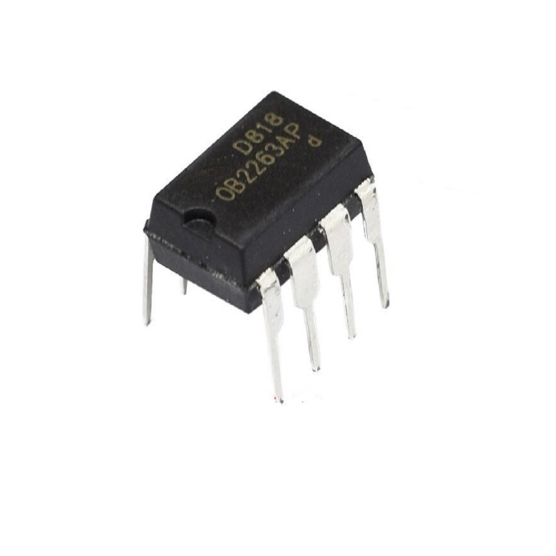 CIRCUITO INTEGRADO OB2263AP DIP`8