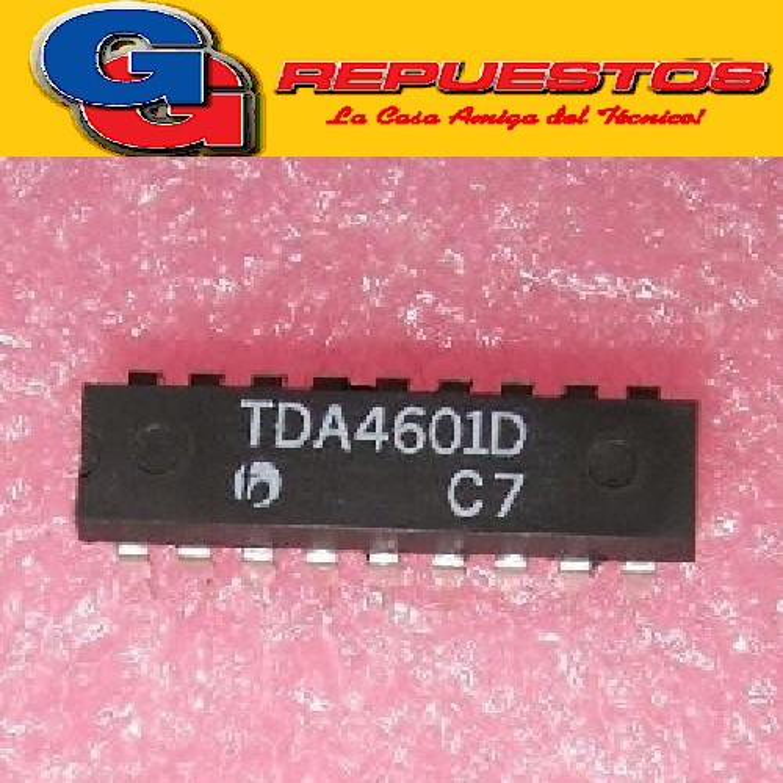 TDA4601D CIRCUITO INTEGRADO