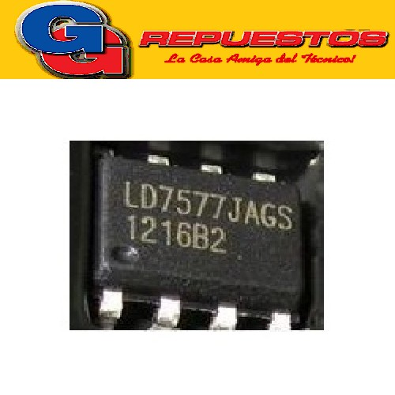 CIRCUITO INTEGRADO LD7577J SMD LD7577GS LD7577JAGS