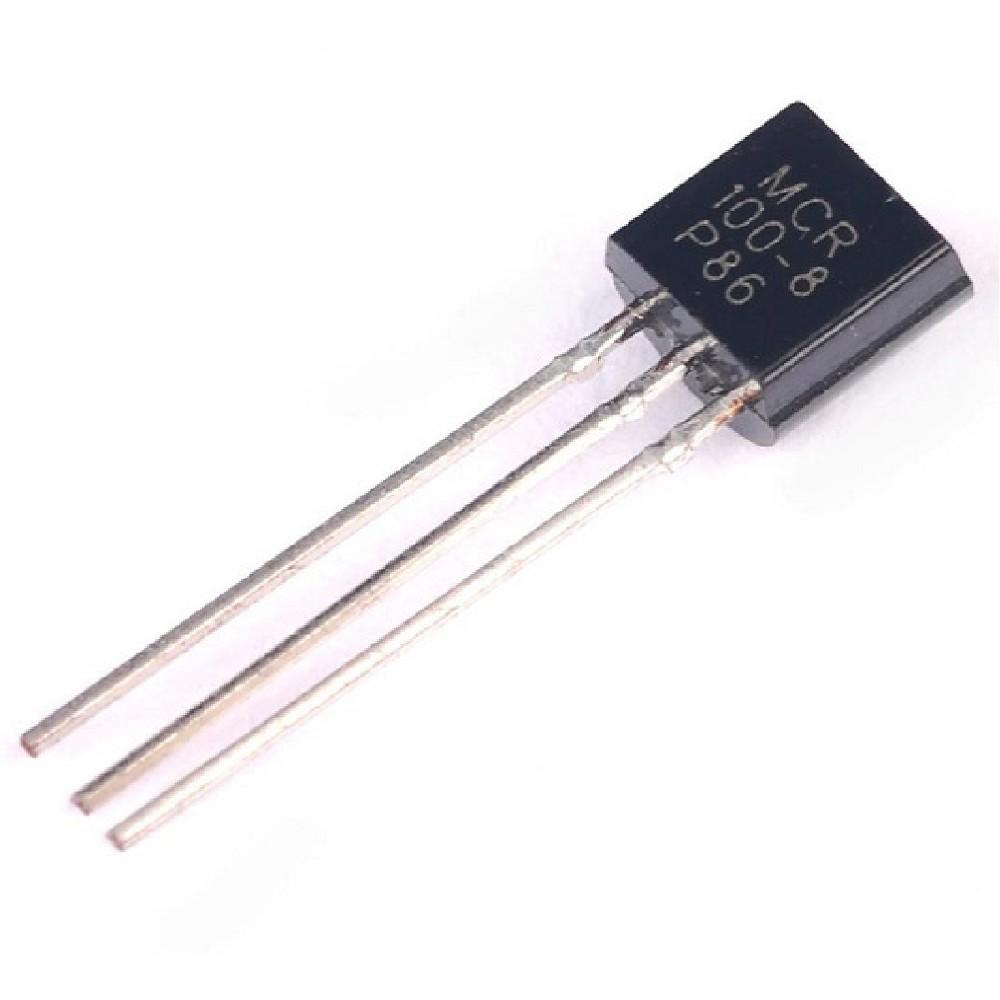 TIRISTORES MCR100-8 600V/0.8A