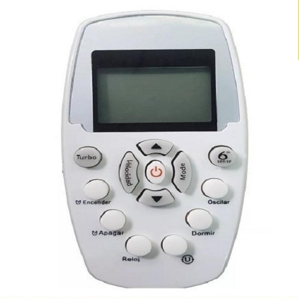 CONTROL REMOTO AIRE ACONDICIONADO SPLIT AR799 WHIRPOOL ORIGINAL A423