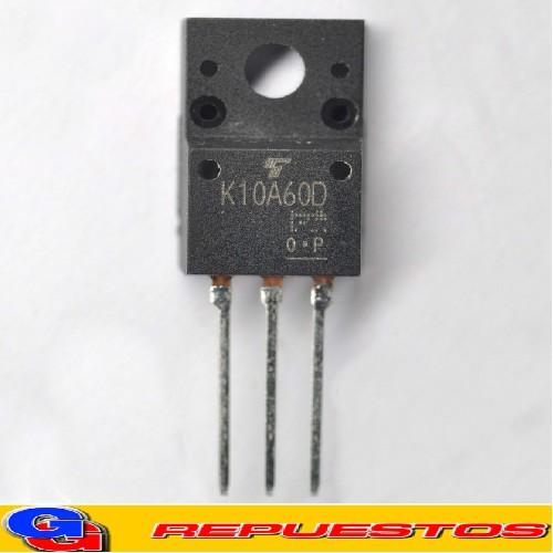 TRANSISTOR FET TK10A60D MOSFET
