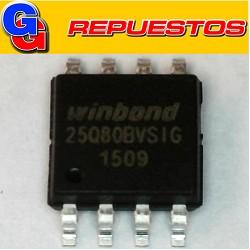 CIRCUITO INTEGRADO W25Q80 SMD MEMORIA