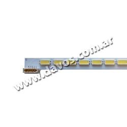 "TIRA DE 80 LED 67.5CM - JVC/NOBLEX/SANYO 55""- LTA550HQ"