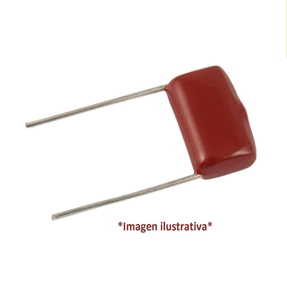 CAPACITOR POLIPROPILENO Metalizado 0.33uFX630VDC (P=21mm) 334 2J