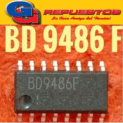 BD9486F SMD CIRCUITO INTEGRADO