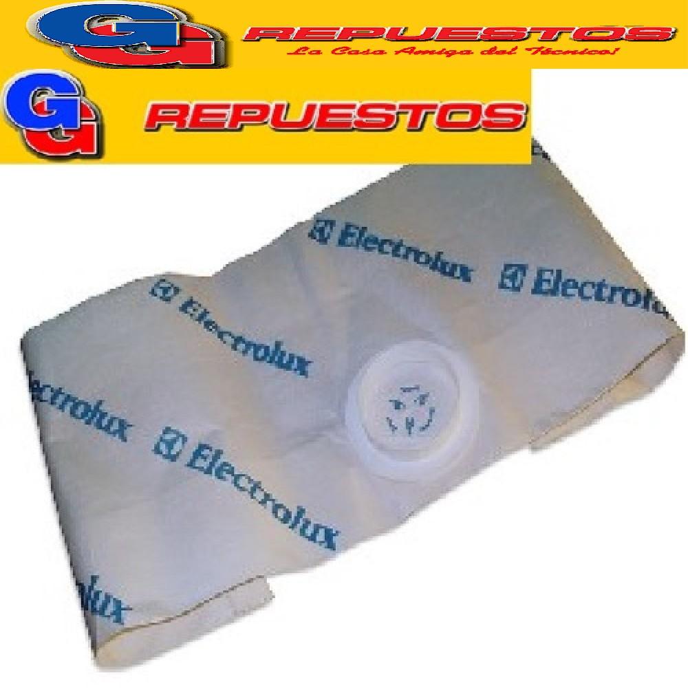BOLSA ASPIRADORA ELECTROLUX AP-20 AP-40 TORNADO X 3 TURBION HIDROVAC