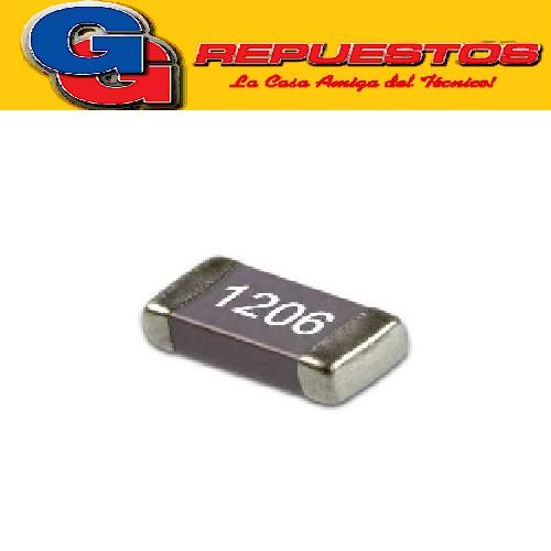 CAPACITOR CERAMICO SMD (1206) 15uFX50V Y5V