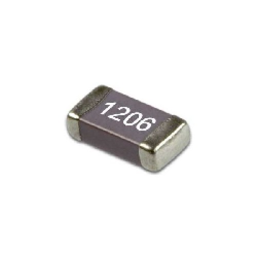 CAPACITOR CERAMICO SMD (1206)  0.47uFX50V Y5V