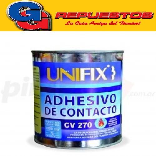 ADHESIVO DE CONTACTO UNIFIX 500 GRS