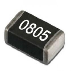 CAPACITOR CERAMICO SMD (0805)  3.9pF x 50V NP0