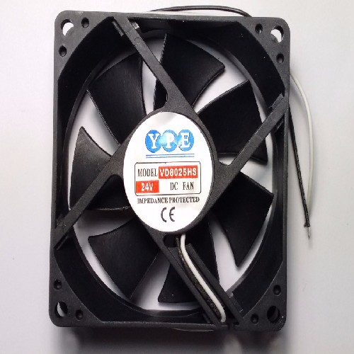 COOLER FAN   (80X80X25.5mm)   3