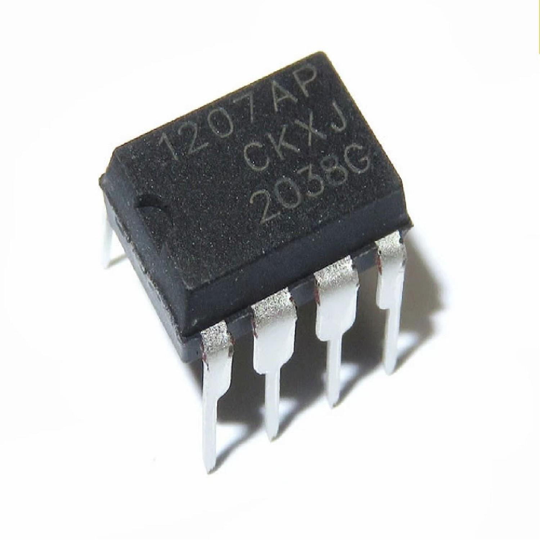 CIRCUITO INTEGRADO NCP1207A DIP8