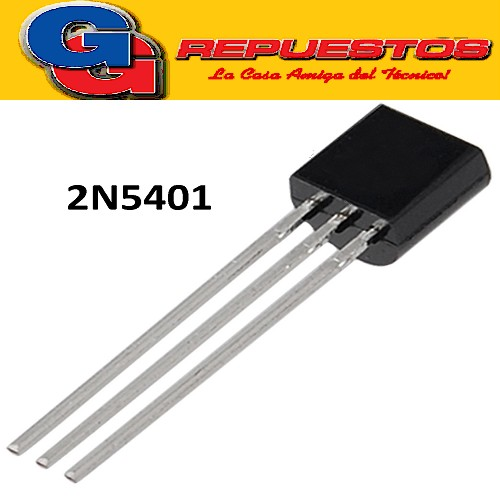 2N5401 TRANSISTOR PNP SWITCH 0.6A 160V 500MW      TO-92