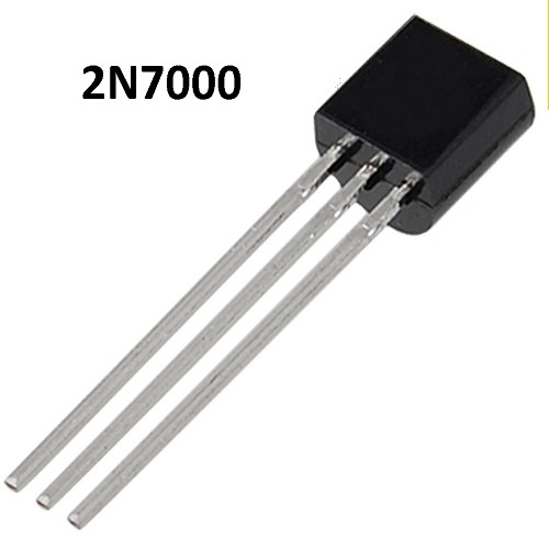 2N7000 TRANSISTOR FET TO-92