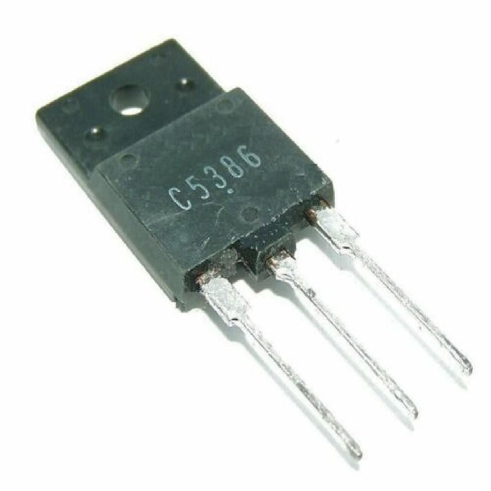 TRANSISTOR NPN 2SC5386 ORIG (1500V/Ic=8A/Icp=16A/50W)