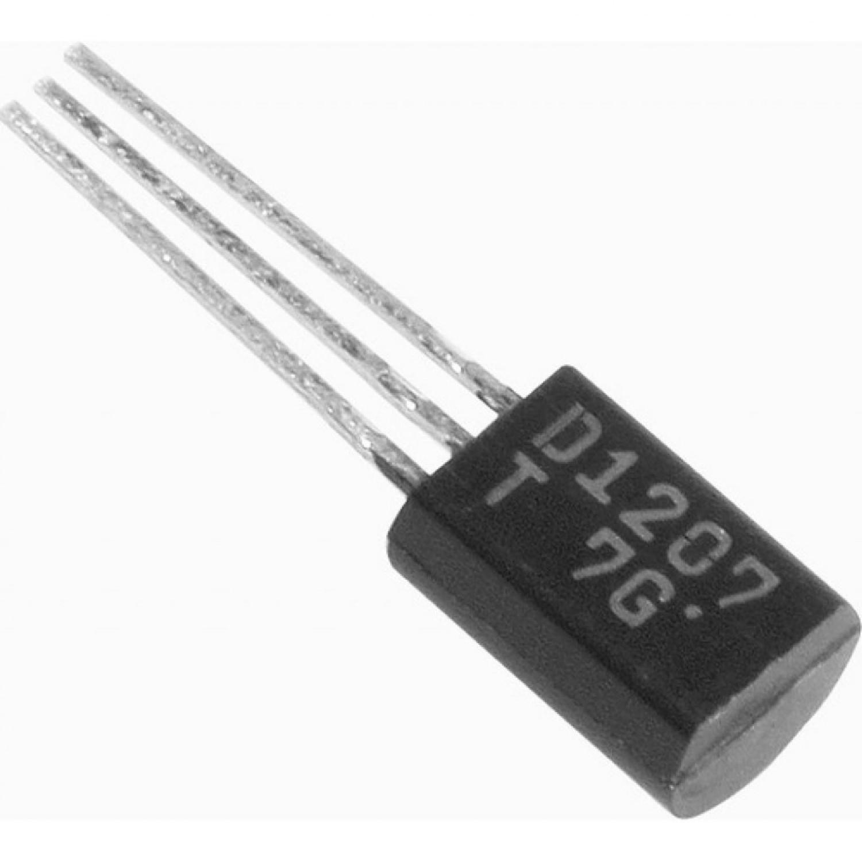 TRANSISTOR NPN 2SD1207T (50V/2A/1W/150MHz)