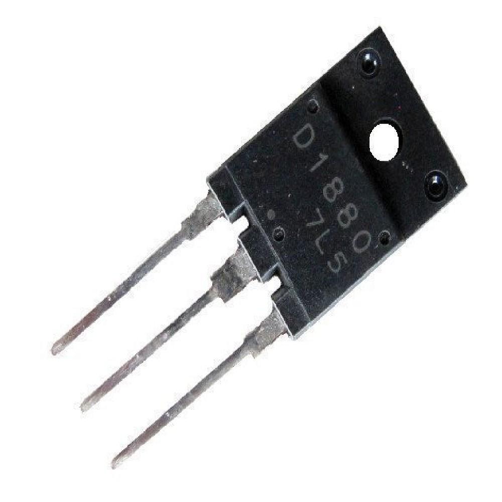 TRANSISTOR NPN 2SD1880 (1500V/8A/70W)