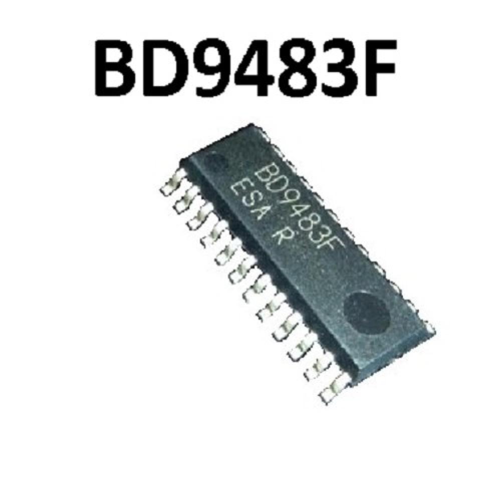 BD9483F SMD CIRCUITO INTEGRADO CONTROLADOR DE LED BLANCO PARA PANELES LCD